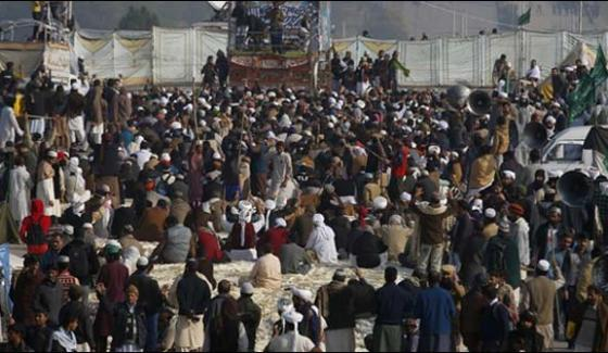 Faizabad Case Registered Against Protesters To Attack Over Police Check Post