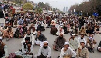 Eighteen Day Of Faizabad Sit In Protest People Ruin
