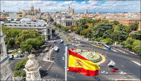 Thousands Arriving In Spain For Golden Visa Scheme And Political Asylum
