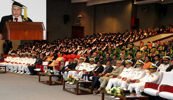 29th Convocation Ceremony Of Pakistan Naval Engineering Collage