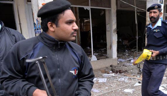 Islamabad Firing In Sector I 8 2 People Were Killed 4 Injured