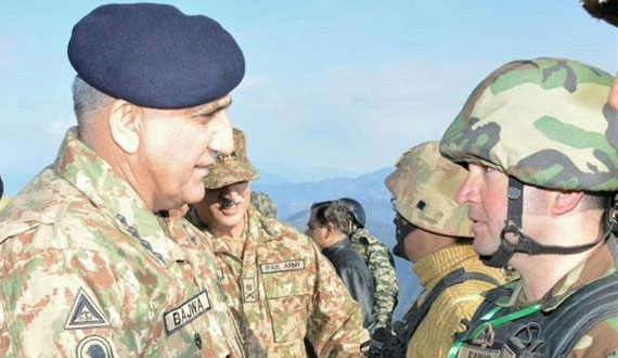Pakistan Is The All Pakistanis The Army Chief