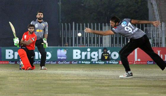 Lahore Blues Won By 10 Runs Against Federally Administered Tribal Areas In National T20 Cricket
