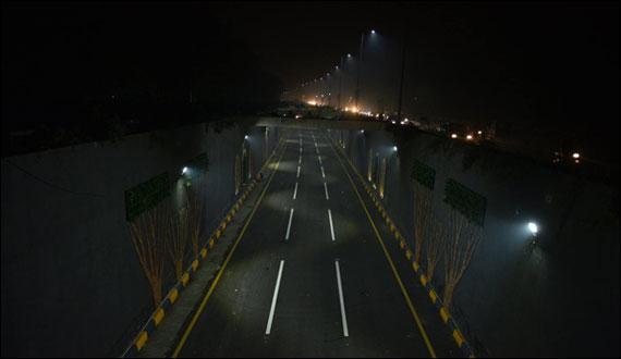 Longest Under Pass Constructed Shahbaz Share Pics