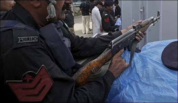 Criminal Killed In Police Operation