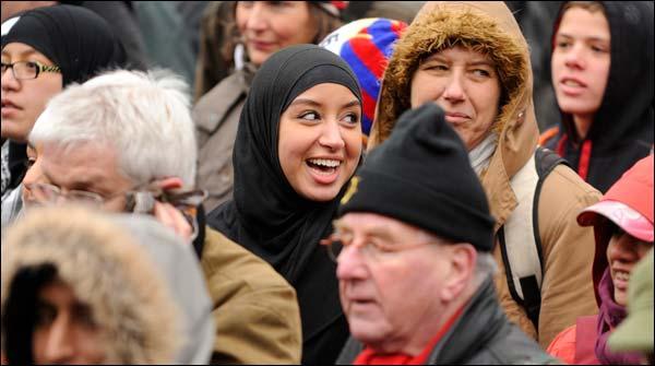 Number Of Muslims Growing In Europe American Think Tank