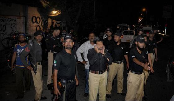 From Differnt Aarea Of Karachi Four Criminal Arrested