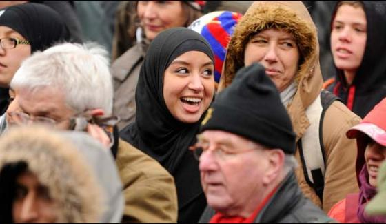 Number Of Muslims Growing In Europe American Think Tank