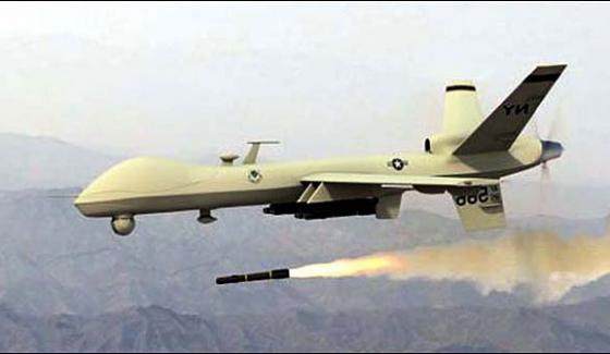 Drone Attack In Kurrun Agency
