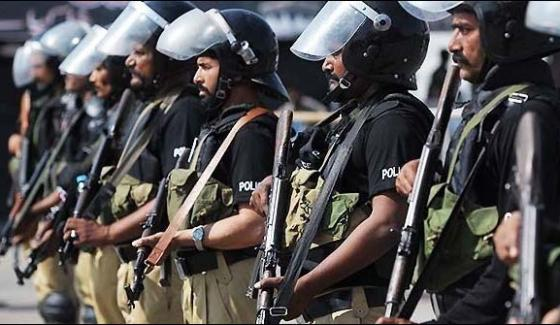 Karachi Security Plan Eid Milad Un Nabi Peace Process