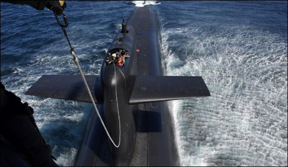 France To Have Its First Women Deployment In Submarine Staff