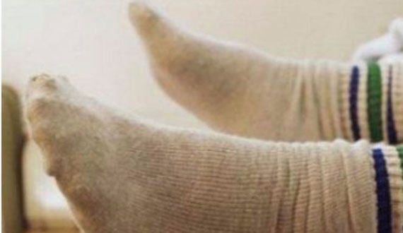 Smelly Socks Leads To Bus Passengers Arrest In India