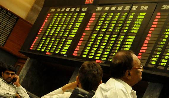 Market Share The Index Decreased By 1122 Points