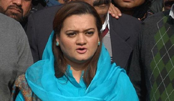 The Continuation Of The Democratic Process Is Progressing Maryam Aurangzeb