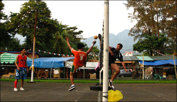 International Sepak Takraw Federation Election Will Be Held On Tuesday In Bankok