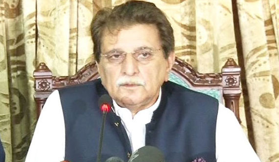 Will Make Loc A Graveyard Of India Farooq Haider
