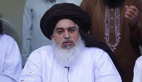 Judgment Will Not Be Dealt With Controversial Talks Khadim Rizvi