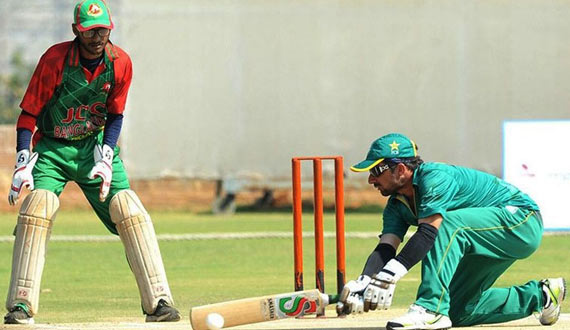 Blind Cricket World Cup Final Match Shifted To Lahore From Karachi