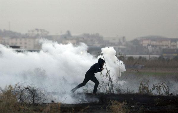 Israeli Army Claim To Destroy Tunnel From Gaza