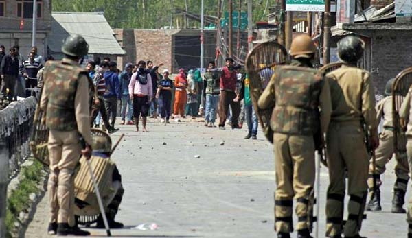 6 Kashmiri Martyrs In Indian Forces Action