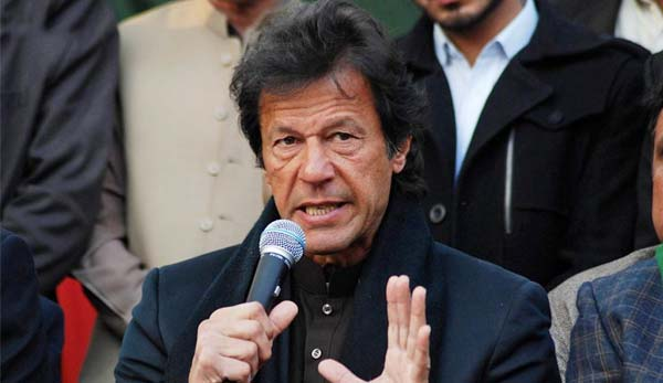 Could Not Have Any Kind Of Alliance With Ppp Imran Khan
