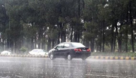 Khyber Pakhtunkhwa Predicts Rainfall And Snowfall
