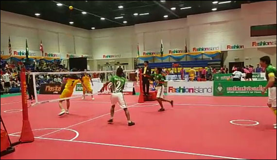 World Sapeak Superior Championship Beat Pakistan Squad In The Opening Match