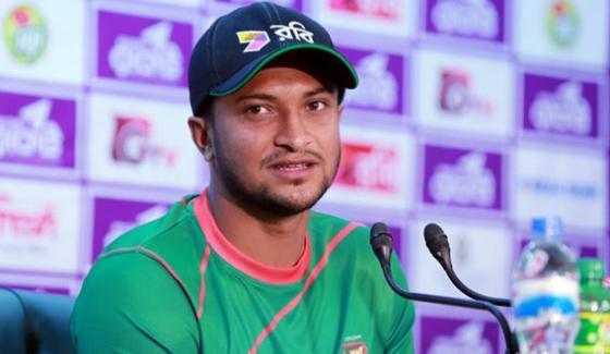 Shakib Ul Hasan Named New Bangladesh Test Captain