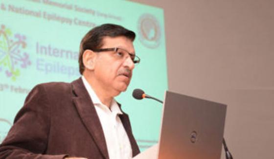 Seminar On Nephrology Under Mir Khalil Ur Rehman Memorial Society
