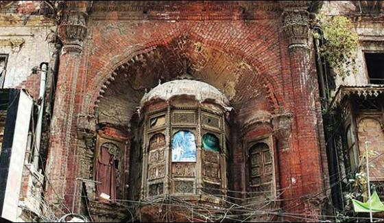 Historical Buildings In Khyber Pakhtunkhwa