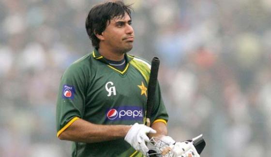 Spot Fixing One Years Ban On Nasir Jamshids Cricket Play