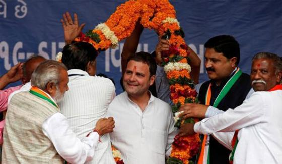 Rahul Gandhi Elected President Of 132 Years Old Party