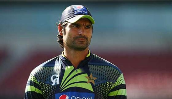The Cricketer Mohammad Irfan Was Removed From The Ecl