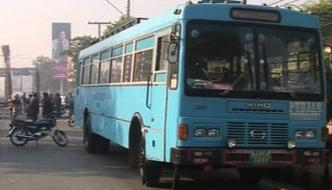 Lahore Students Died To The Bus Accident