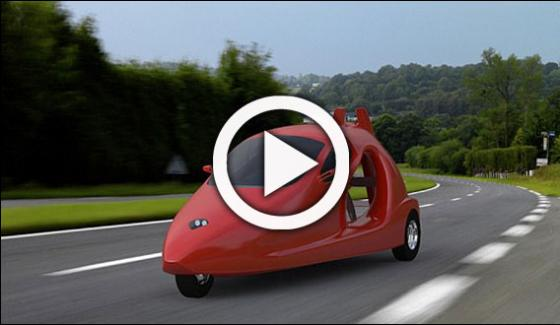 World First Two Seater Flying Sports Car Will Hit The Skies Next Year