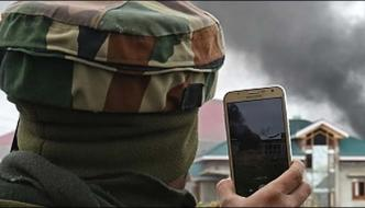 Indian Army Smashes Soldiers Mobile Phones To Curb Social Media Usage