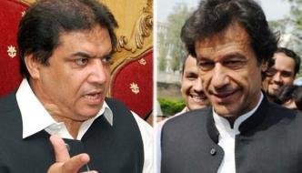 Imran Khan Hanif Abbasis Drug Allegations On Each Other