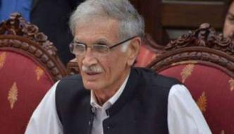 The Supreme Court Declared Imrans Leadership Transparent Parvez Khattak