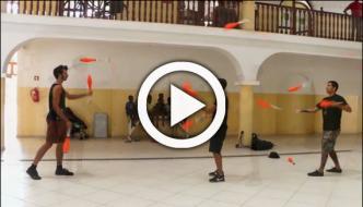 Guys With Amazing Juggling Skills
