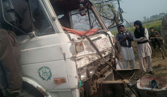 Traffic Accident In Borey Wala 9 Died 20 Injured