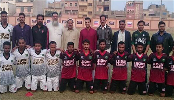 Maymar Sports Got Up Set Defeat In Leisure Leagues
