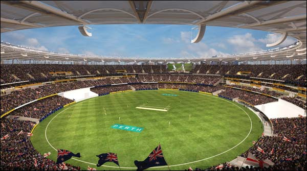 Perth Stadium Took Place In The Area Of Wacca Ground