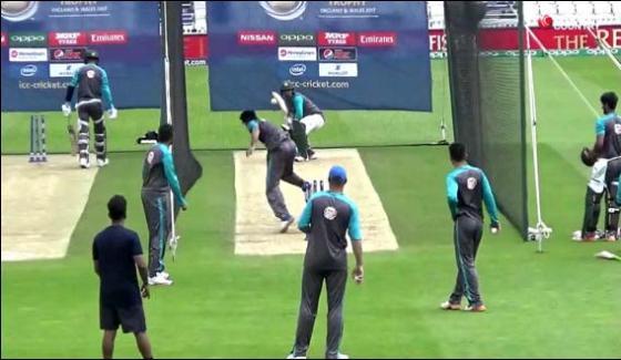 To Save Series Pakistan Starts Training In Dunedin