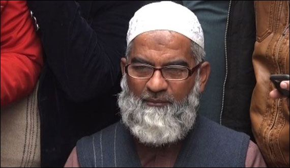 Public Should Protest Peacefully Zainabs Father