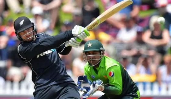 Pakistan And New Zealand To Face Each Other In 3rd Odi