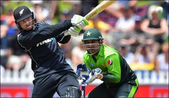New Zealand 258 Runs Target For Pakistan At Dunedin