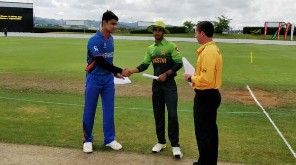 Under 19 Cricket World Cup Pakistan Target Afghanistan For 189 Runs