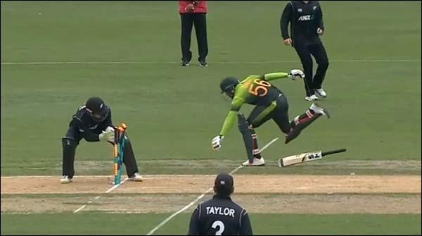 Newzeland Beat Pakistan In Third Odi