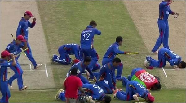 Under 19 World Cup Afghanistan Defeated Pakistan By 5 Wickets