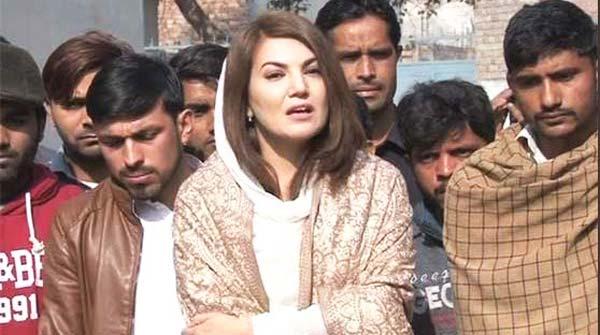 Zainab Incident Should Not Be Given Political Colors Reham Khan